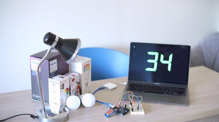 สอนทำ เครื่องวัดค่าความสว่าง ด้วยบอร์ด Arduino และ LDR Photoresistor